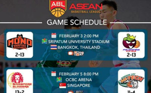 Pilipinas MX3 game ASEAN Basketball League