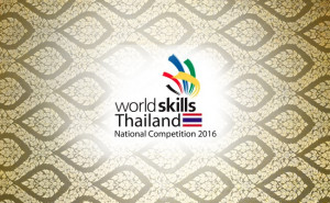 Thailand Skills Competition 2016