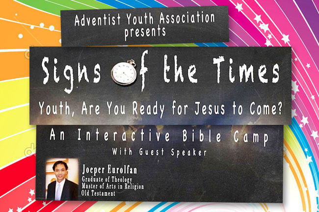 AYA Bible Camp 2016