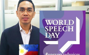 Arnie Aniel World Speech Day