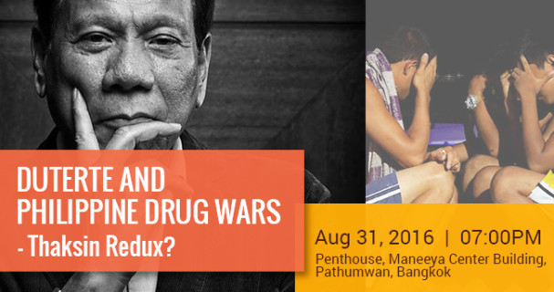 Duterte and Philippine Drug War
