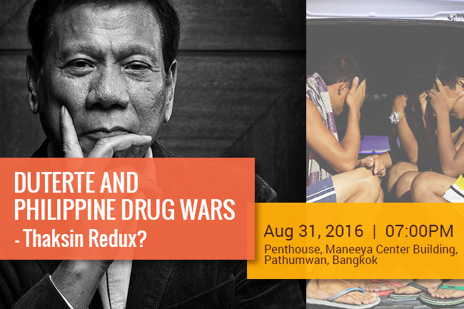 Duterte and Philippine Drug War