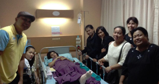 Filipina-survivor-Chonburi-Bangkok-accident
