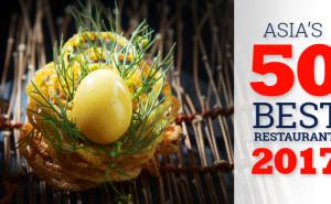 Gaggan best restaurant in asia 2017