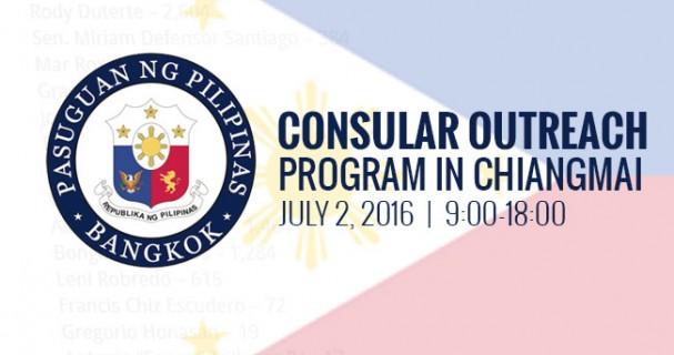 PHL Bkk consular outreach chiang mai