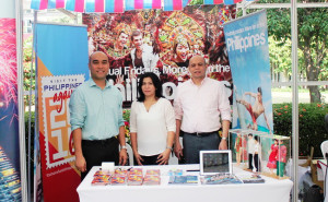 PHL Embassy joins International Culture and Education fair