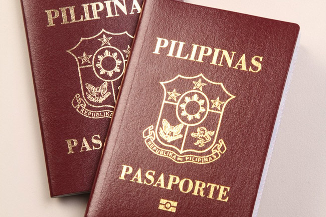 Passports ready for release