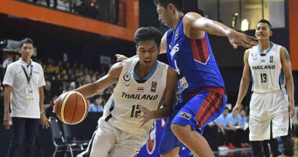 Pilipinas cadets champion 5th SEABA Cup Thailand