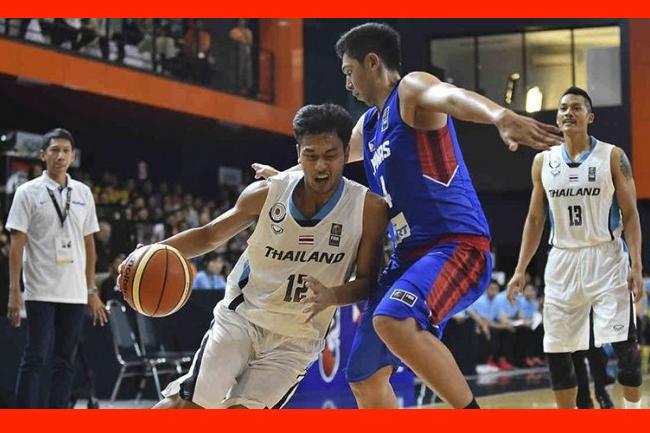 Pilipinas cadets champion 5th SEABA Cup Thailand