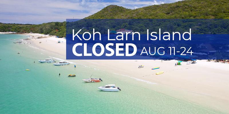 PinoyThaiyo Koh Larn closed