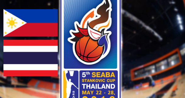 SEABA Thailand vs Philippines