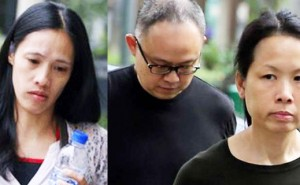 Singaporean couple starves Filipina