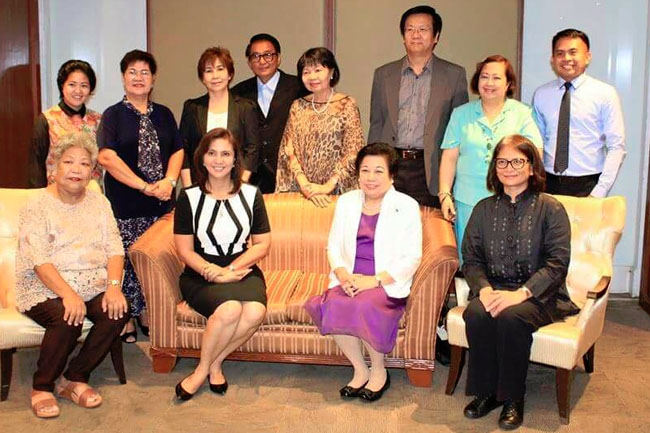 VP Leni in Bangkok