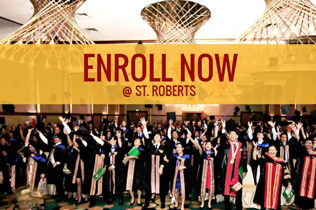 enrollment at st roberts thailand