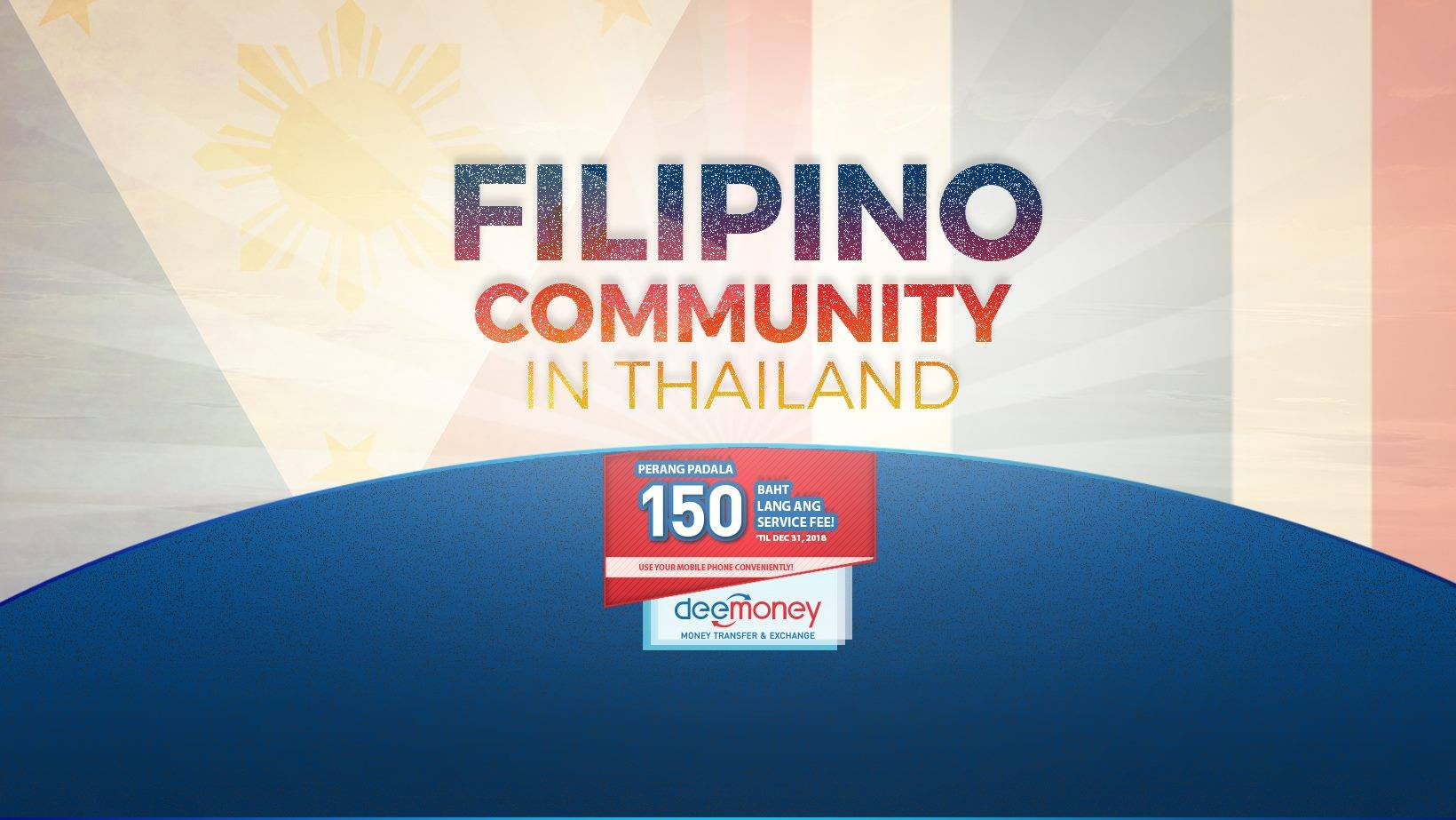 Filipino Community in Thailand