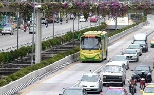 BRT Bus Rapid Transport