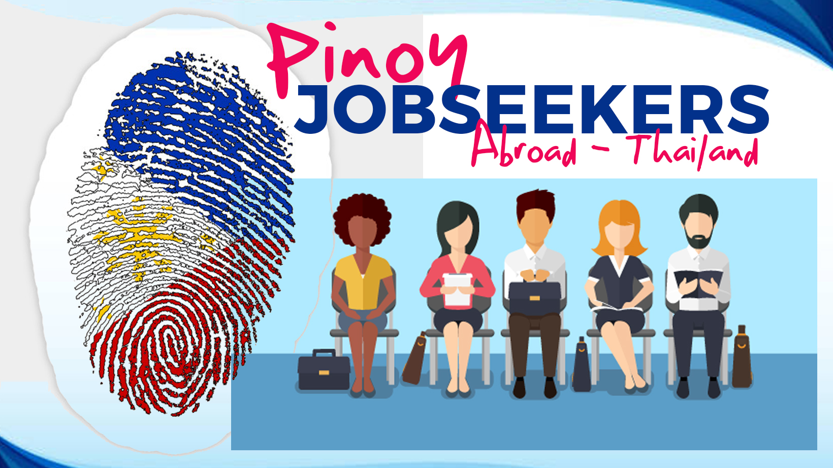 Pinoy Jobseekers Abroad Thailand