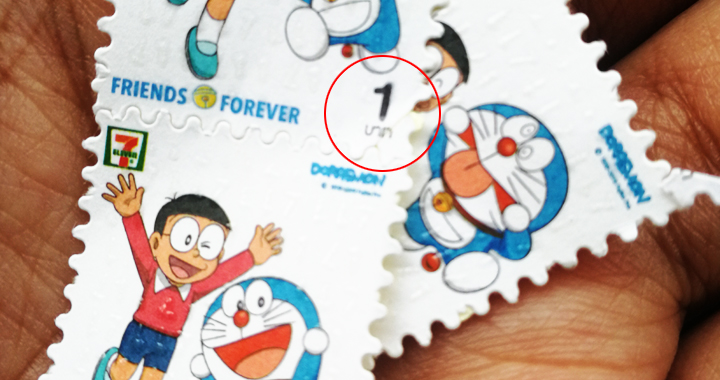pinoythaiyo 7 eleven stickers stamps