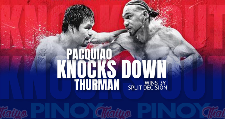 pinoythaiyo pacquiao won by split decision