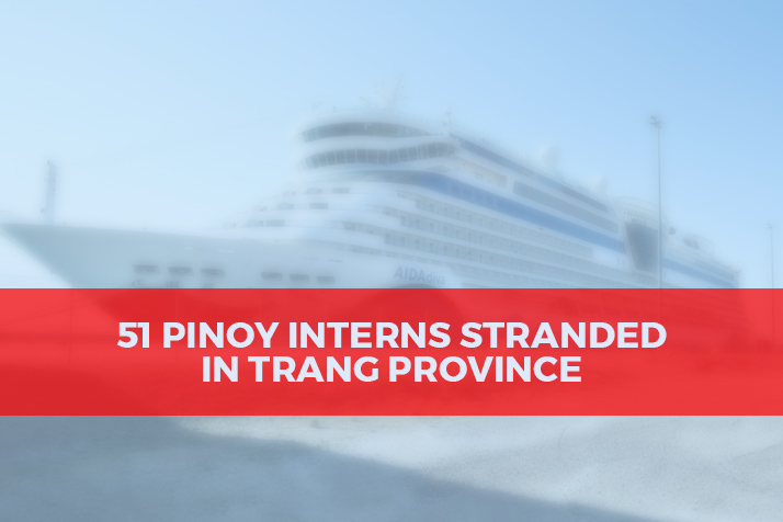 pinoythaiyo pinoy interns in trang province