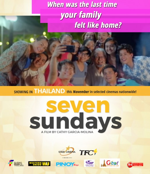 seven sunday for fb6