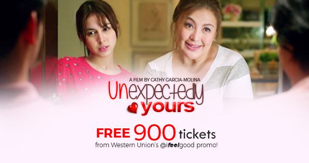 unexpectedly yours ifeelgood western union pinoy thaiyo