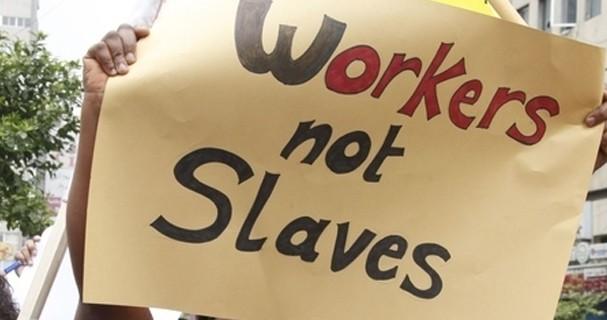 workers not slaves — Pinoy Thaiyo